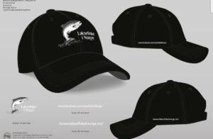 Caps med vår logo og tekst. Kan også kjøpes i rosa!!