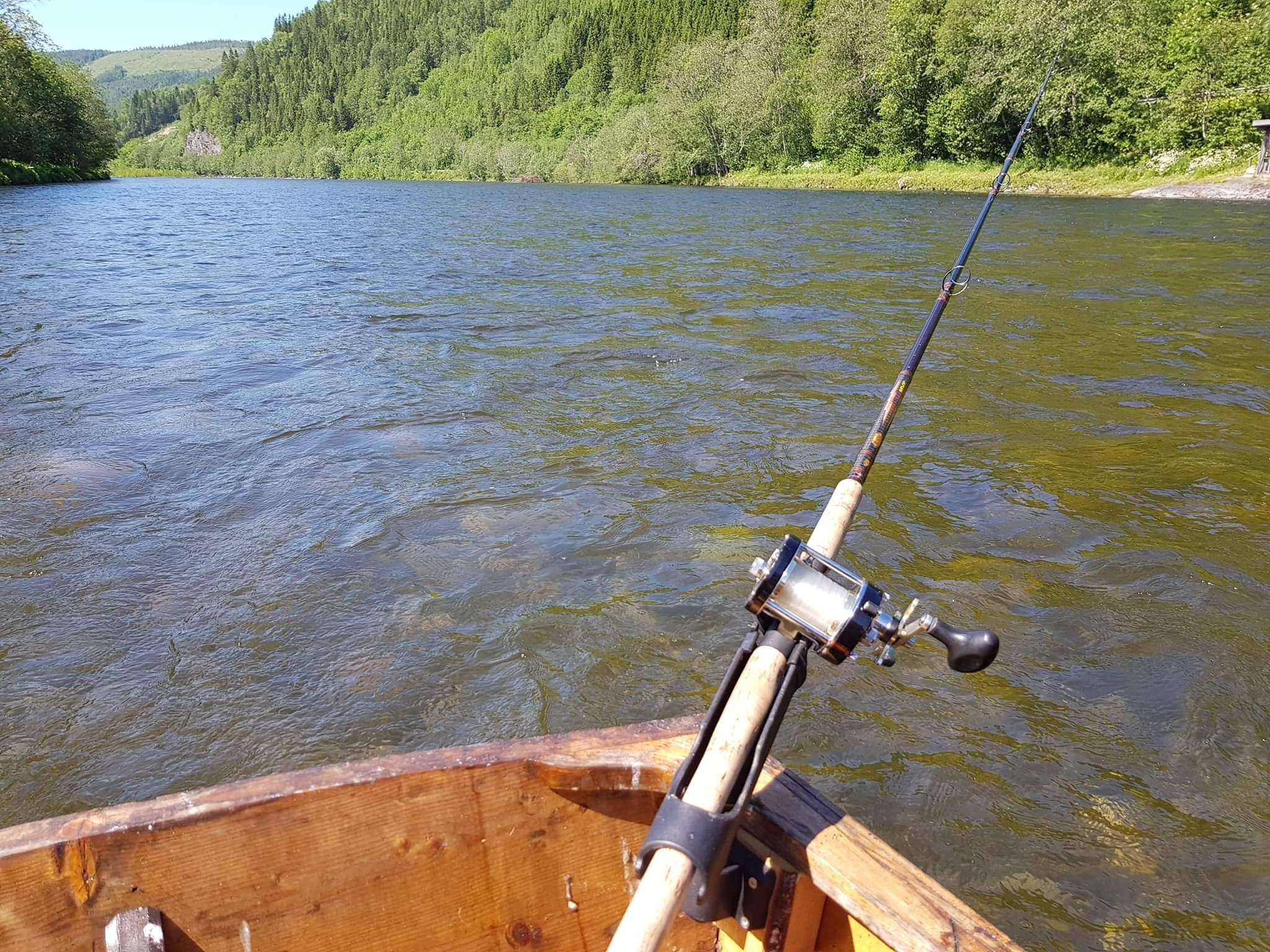 Mulighet for bruk av båt